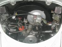 1679cc Stockish Engine installed in the 1960 Beetle
