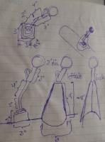 Shift boot inside/ measurement drawings