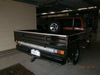 Beetle hot rod truck