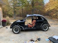 1964 sunroof shell black