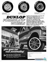 Dunlop Wheels