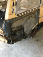 '73 wagon rear fender