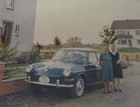 Vintage VW Type 3 photo