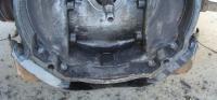 Rubber rear mounts