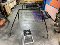 Hightop roof rack build