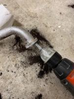 manifold preheat cleaning