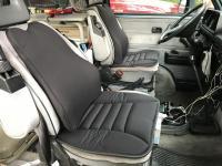 Lumbar and seat pads for Vanagon