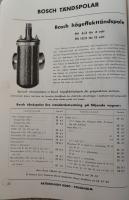 Bosch coils 1947