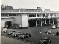 VW stationwagon