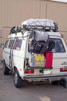 Rocky Mountain Westy Shelf and Upper Switch Back Rack