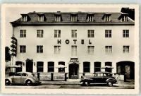 Split Beetle at Köln, Hotel Schäfer