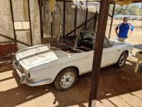 Type 34 Convertible Project