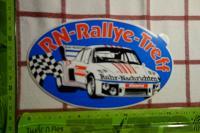 Rallye Sticker