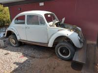 Dusty - 1966 VW Beetle Build