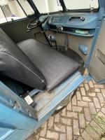 Self sewn seat covers