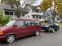 T4 towing