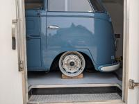 Barndoor Single Cab work