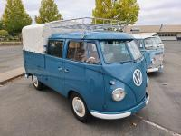 Split-Window Double Cab at the: SHE-852 VW Cruise #9