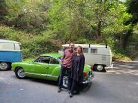 Karman Ghia at the: SHE-852 VW Cruise #9