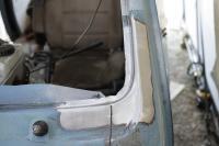Vanagon Windshield Seal Rust Repair