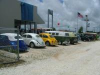herbie cruise - stop in p-cola