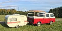 Double Cab and Caravan