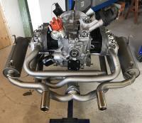 Oxyboxer engine