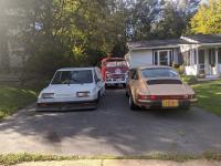 Recent driveway shot