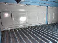 1960 Double Cab Dove Blue Build