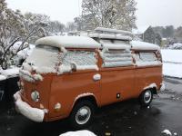 Hobobus snow
