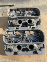 411 engine work, heads cylinders, oil relief valve