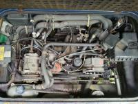 VW Eng. Compartment 1984