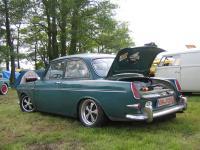 My 68er Type 3 with porsche fuchs wheels!