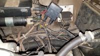 1985 Vanagon Engine Compartment