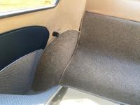 Strato Silver Rear Parcel Tray Carpet