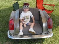 """Ghia """"accessory"""" chair"""
