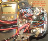 Electronic 6 Volt Regulator