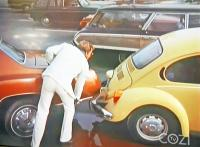 "'73 Beetle in ""The Six Million Dollar Man"""