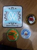 vw patches club
