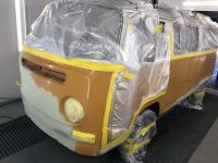 71 Sierra yellow deluxe
