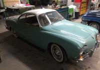 1959 Ghia Coupe with 73,000 original miles