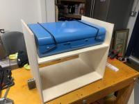Mini chuck box for Sears stove
