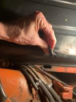 Replacing the Speedometer Cable in a 1971 Super Beetle