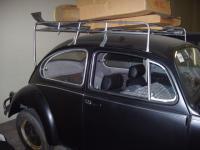 unusual full length bug roof rack