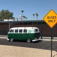 busses only