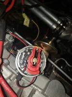 Dizzy driveshaft