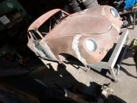 11/53 Porsche Coupe Project
