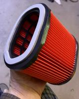 Chinese diesel heater combustion intake filter
