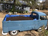 garden soil load