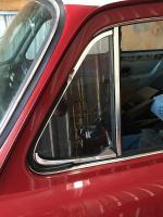 Vent window rebuilds